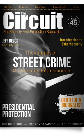 The Impact of Street Crime on Security Professionals